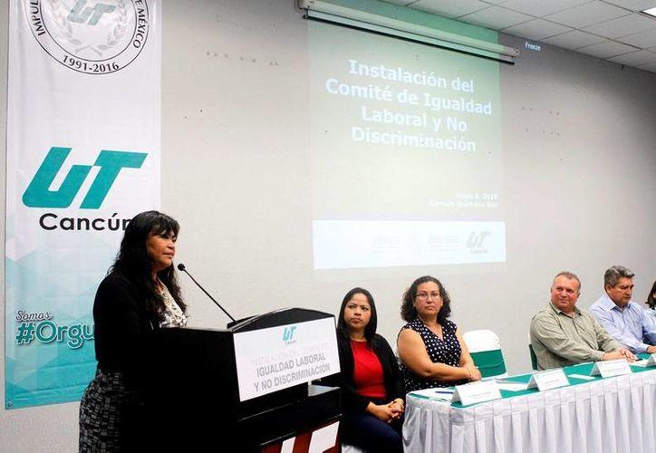 En años anteriores la Institución logró la certificación por parte del Inmujeres en materia de equidad de género. (Redacción/SIPSE)