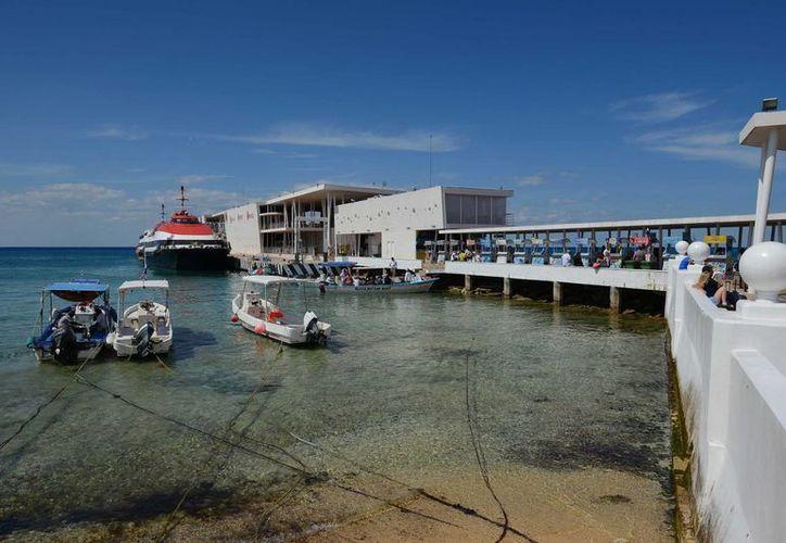 La Apiqroo anunció la construcción de un atracadero para el muelle San Miguel y el edificio terminal de la Marina Cozumel. (Gustavo Villegas/SIPSE)