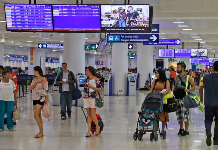 La gente no requiere el servicio, ya que es una terminal de origen-destino. (Jesús Tijerina/SIPSE)