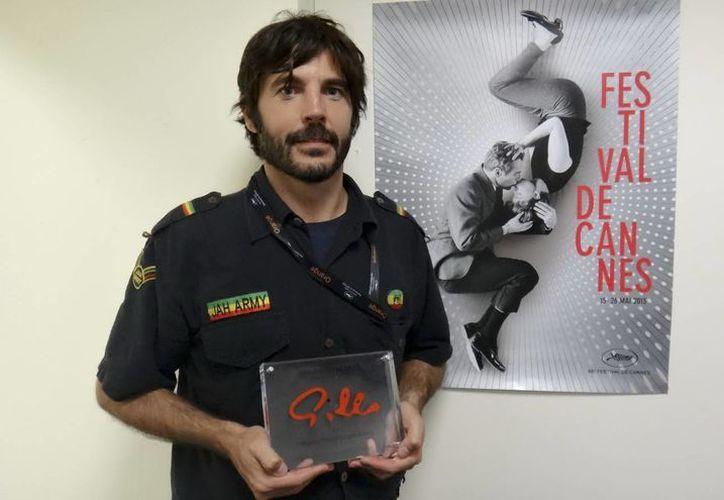 El director hispano-mexicano Diego Quemada-Diez recibió el premio Gillo Pontecorvo. (Notimex)