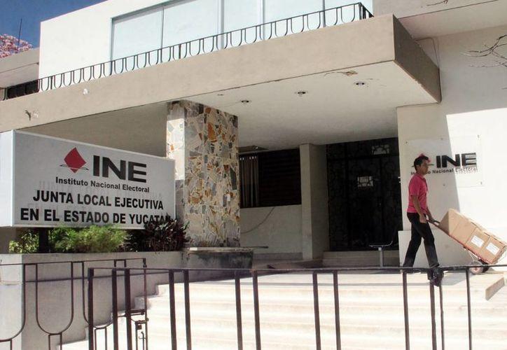 El INE designó a dos nuevos vocales ejecutivos en la Junta Distrital 02 en Mérida y el 04 en Progreso. (Milenio Novedades)