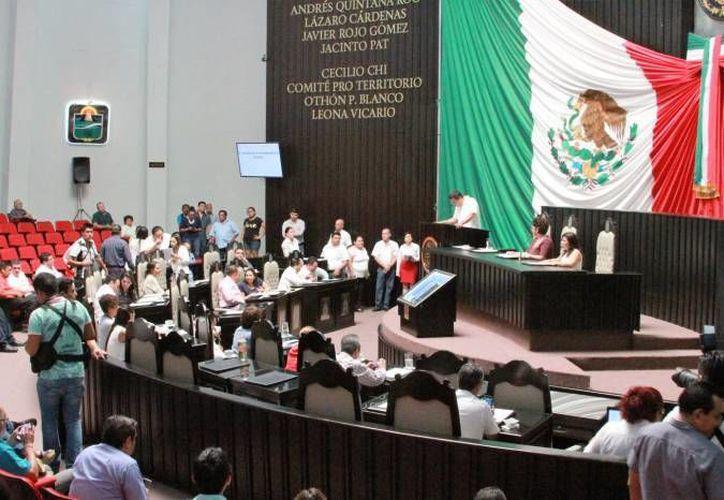 El Congreso del Estado no ha recibido ningún documento sobre la renuncia al cargo. (Redacción)
