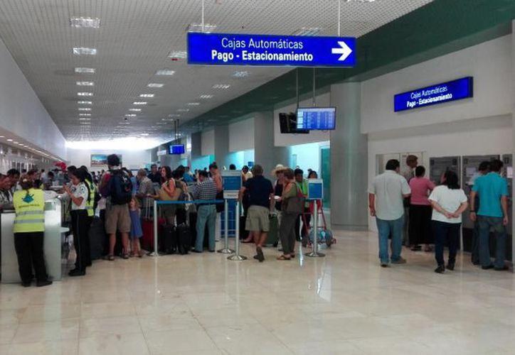 Este año, a través del Fideicomiso para la Promoción Turística de Yucatán, se invertirán más de 400 mil pesos en promoción de líneas aéreas. (SIPSE)