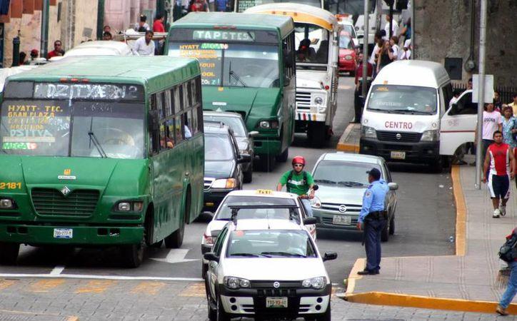 Hace ocho años que en Yucatán no se realiza un proceso de reemplacamiento, la última vez fue en 2009. (Archivo/ Milenio Novedades)