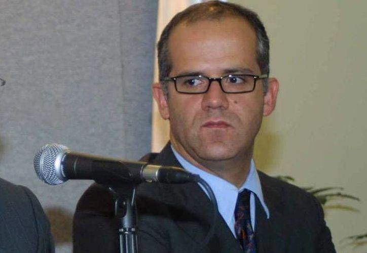 Juan Ignacio Zavala perteneció al PAN por más de dos décadas; anunció su renuncia el miércoles. (imagen.com.mx)