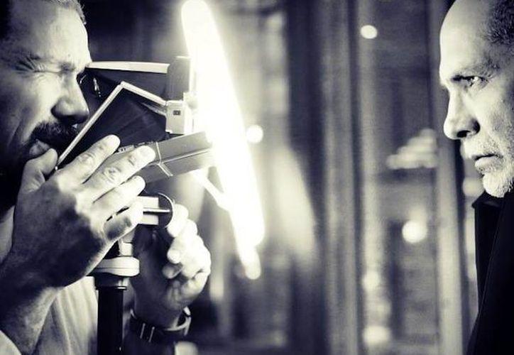 Atonatiuh Bracho ha fotografiado a destacados personajes de la política, cultura y espectáculo. (Milenio Novedades)