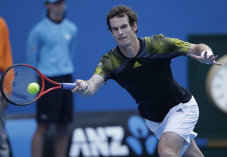 En los cuartos de final, Murray  enfrentará al francés Jeremy Chardy. (Agencias)