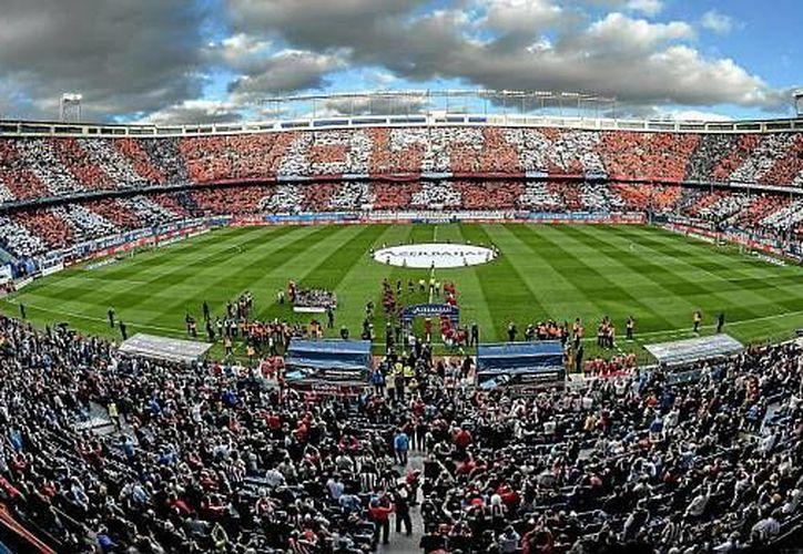El duelo Final de la Copa del Rey entre Barcelona y Alavés se disputará el próximo 27 de mayo.(Foto tomada de Facebook/Atlético de Madrid)