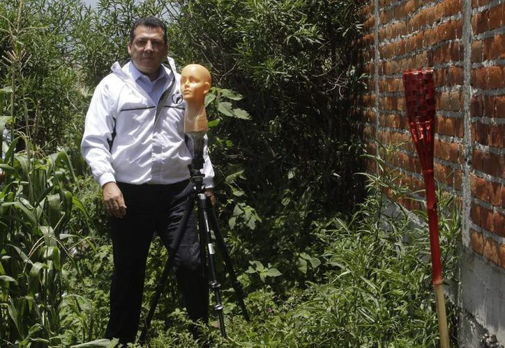 El presidente de la Comisión Nacional de Derechos Humanos, Raúl Plascencia, en imagen de archivo. (Notimex)