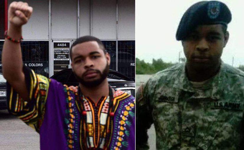 Miqueas Xavier Johnson es el principal sospechoso de disparar y matar a cinco agentes de la policía de Dallas y lesionar a otros siete. (posta.com.mx)