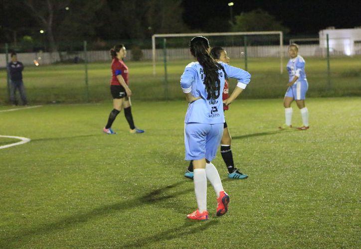 La Olimpiada Nacional es la principal herramienta para que una mujer consiga su sueño dentro de este deporte. (Miguel Maldonado/SIPSE)