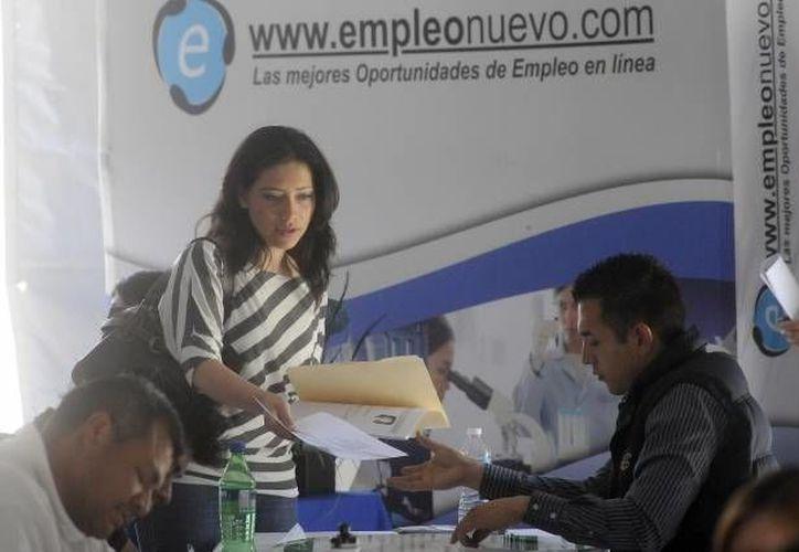La tasa de desocupación en el segundo mes de 2013 en las mujeres creció de 4.85 a 5.11 por ciento con relación a febrero del año pasado. (Archivo/Notimex)