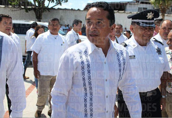 El Primer Informe de Gobierno de Carlos Manuel Joaquín González está programado para el sábado 09 de septiembre. (Joel Zamora/SIPSE)