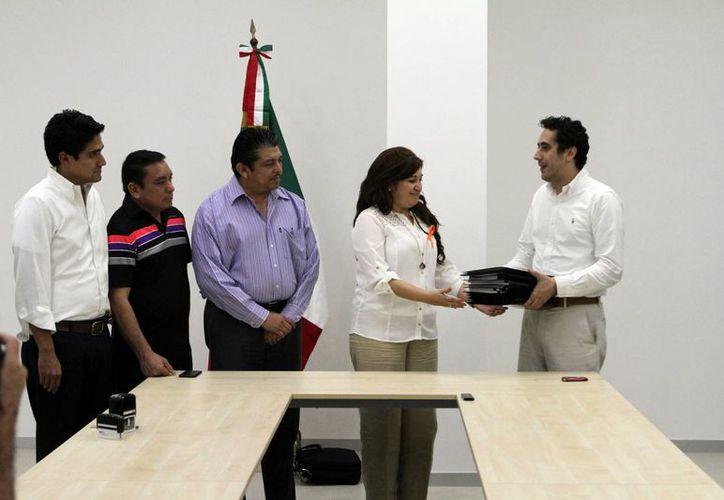 El 25 de noviembre pasado fue entregado el Paquete Fiscal al Congreso del Estado. (Milenio Novedades)
