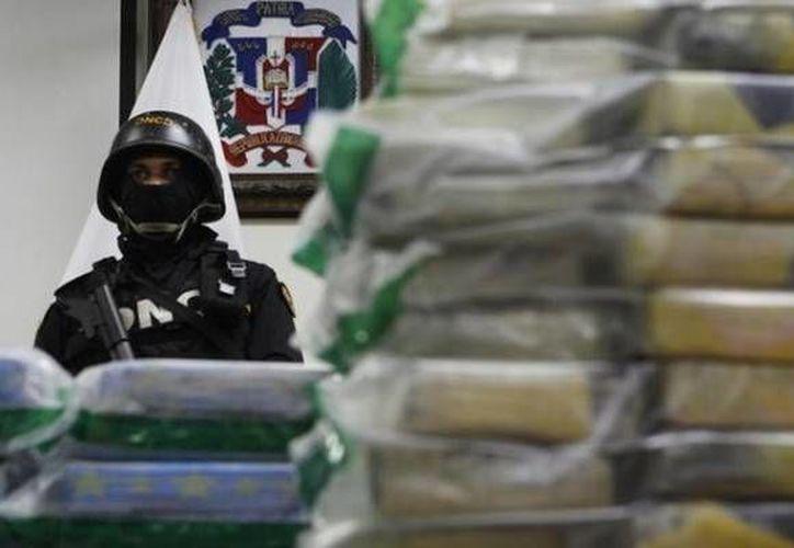 El cargamento es el más grande que confiscan las autoridades dominicanas en el segundo semestre del año. (informe21.com)