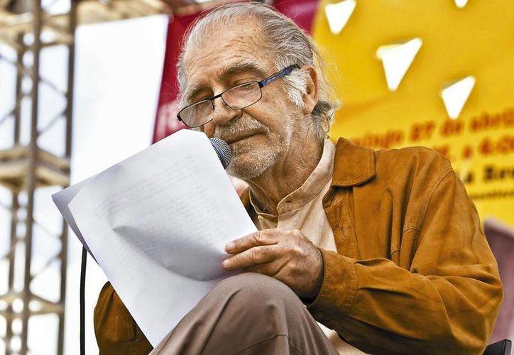 El histrión recordó el momento en que conoció a García Márquez, hace 15 años. (Milenio Novedades)