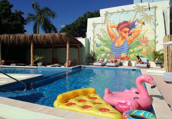Buscan brindar un concepto de estilo de viaje diferente a la hotelería tradicional. (Israel Leal/SIPSE)