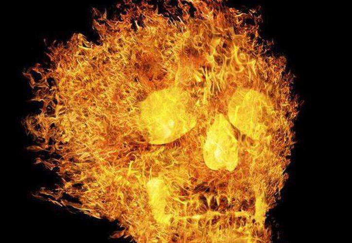 """Son muy contados los casos de """"combustión espontánea"""" en todo el mundo. (Agencias)"""