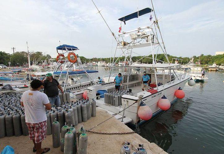 Convocan a prestadores de servicios turísticos y pescadores para este curso. (Cortesía/SIPSE)