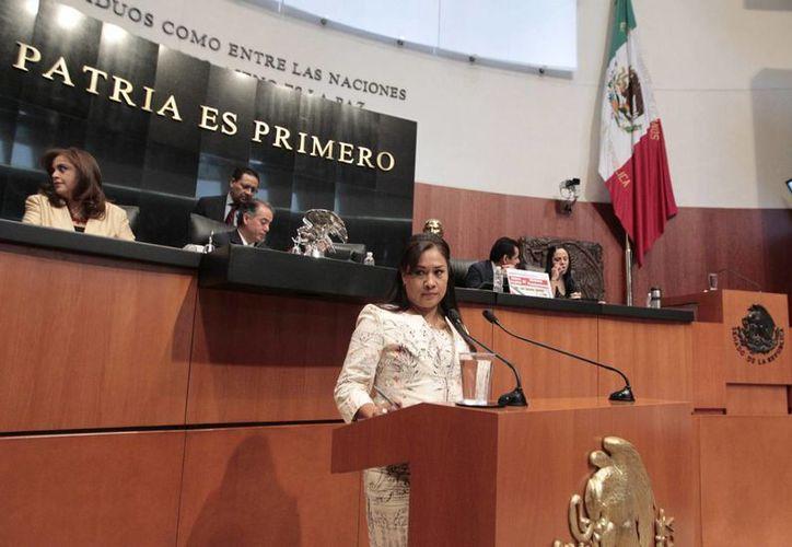 El Senado aprobó en lo general el tercer dictamen sobre la reforma energética, que contiene la Ley de Pemex y CFE. (Notimex)