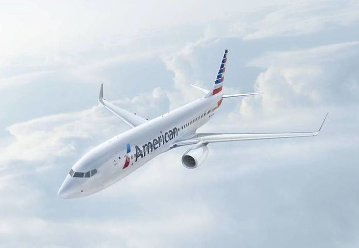 American Airlines conecta la Ciudad de México con cinco aeropuertos de la Unión Americana. (Facebook/American Airlines)