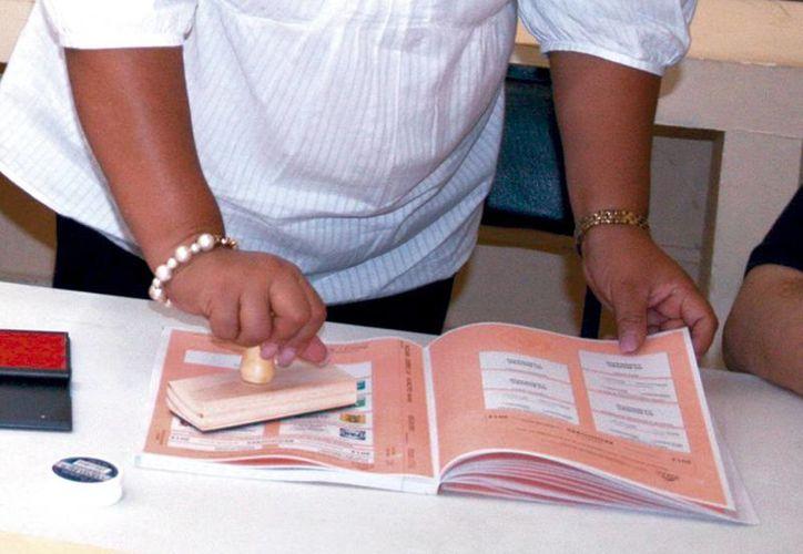 Más de un millón 395 mil personas tienen derecho a votar en Yucatán. (Milenio Novedades)