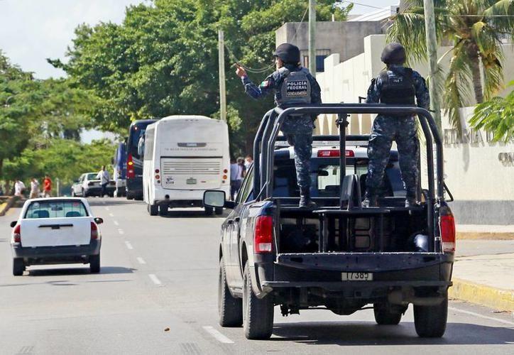 Se realizó un operativo pero no lograron ubicar a los atacantes. (Redacción/SIPSE)