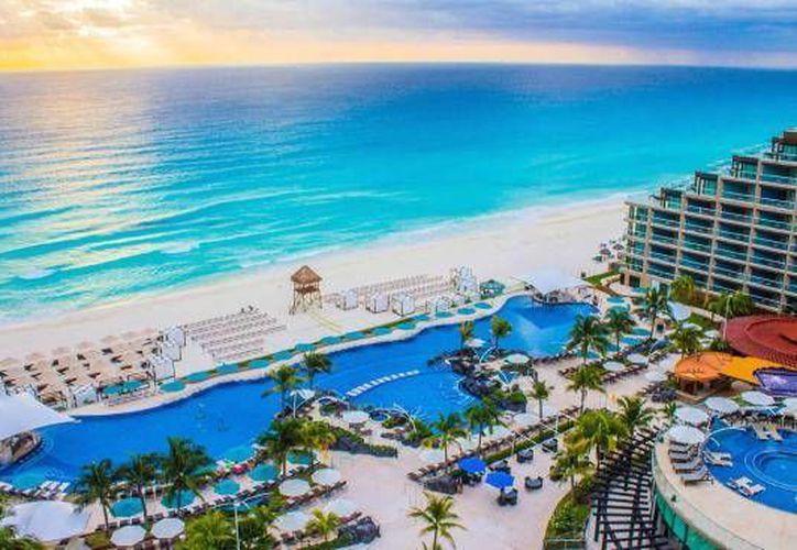 Cancún atrae a los estadounidenses en las vacaciones de primavera. (TripAdvisor)