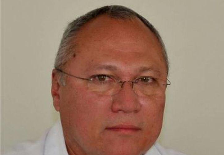 Rafael Alpuche, secretario de Salud de Quintana Roo. (Cortesía/SIPSE)