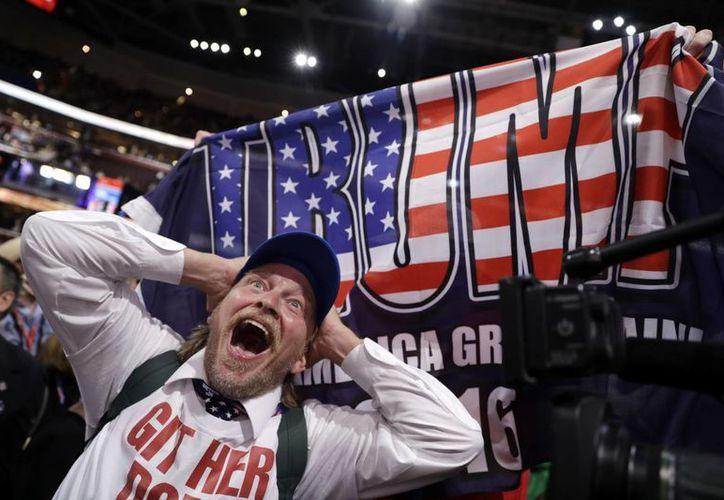 La Convención Nacional Republicana está envuelta por varias polémicas, entre ellas el presunto plagio del discurso de la que podría ser la Primera Dama de EU. (AP)