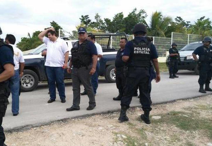 Las autoridades se mantienen pendientes ante cualquier situación que pudiera ocasionarse. (Contexto/Internet)