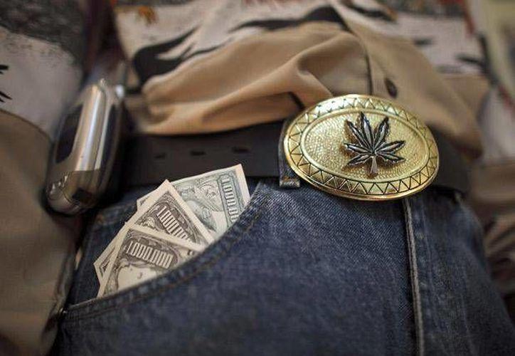 """Dos familias implicadas en el tráfico de drogas ingresaron a los Estados Unidos alegando que tenían un """"miedo creíble"""" de persecución en México. (Archivo/AP)"""