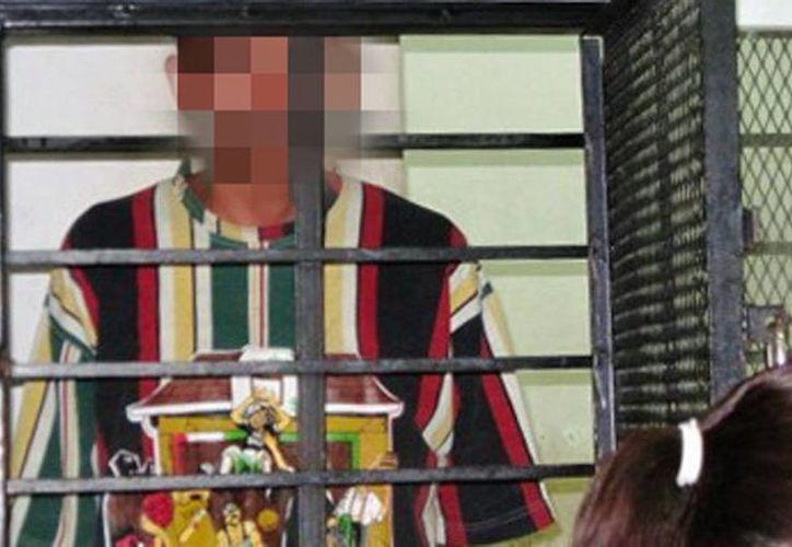 Jorge se entregó a las autoridades culpándose de la  muerte de un amigo suyo. (Milenio Novedades)
