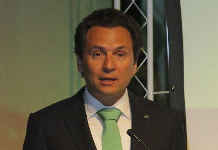 Emilio Lozoya: ahora Pemex tiene la opción de monetizar los recursos petroleros al compartir riesgos. (Notimex/Foto de archivo)