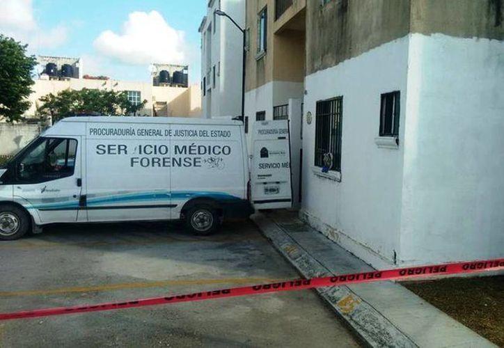 La mujer fue hallada en un domicilio en el fraccionamiento Mundo Habitat, en Playa del Carmen. (Redacción/SIPSE)