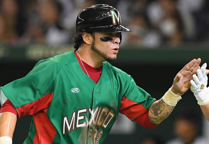Sebastian Valle ha brillado a lo largo de 11 campañas en las Ligas Menores y con la Selección Mexicana de Beisbol. (Leones de Yucatán)