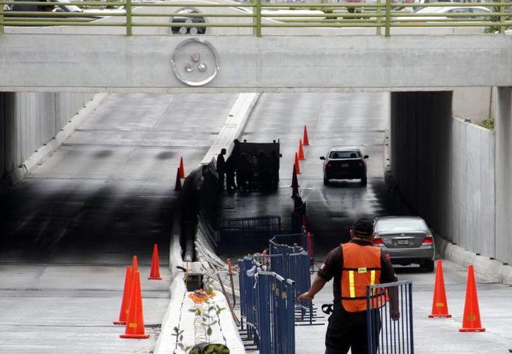 El material que se utiliza en las reparaciones es traído desde Monterrey. (SIPSE)