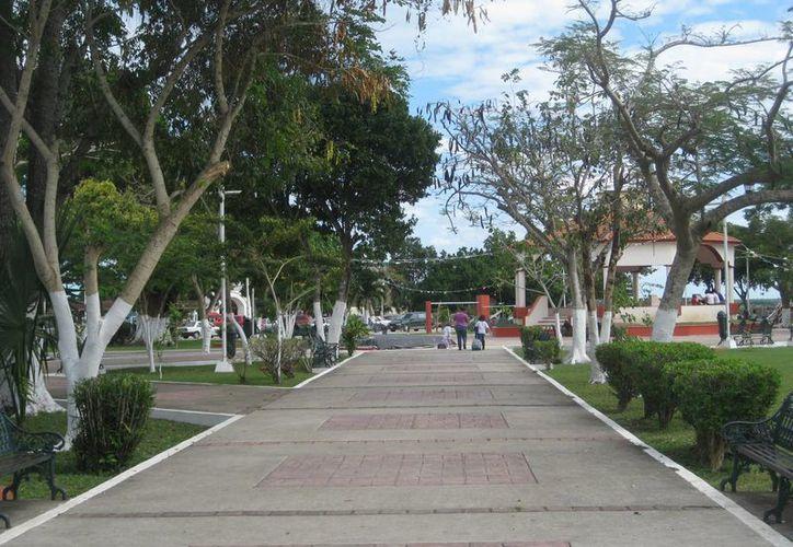 Las obras de mejoramiento urbano continuarán en el centro de la ciudad. (Javier Ortíz/SIPSE)