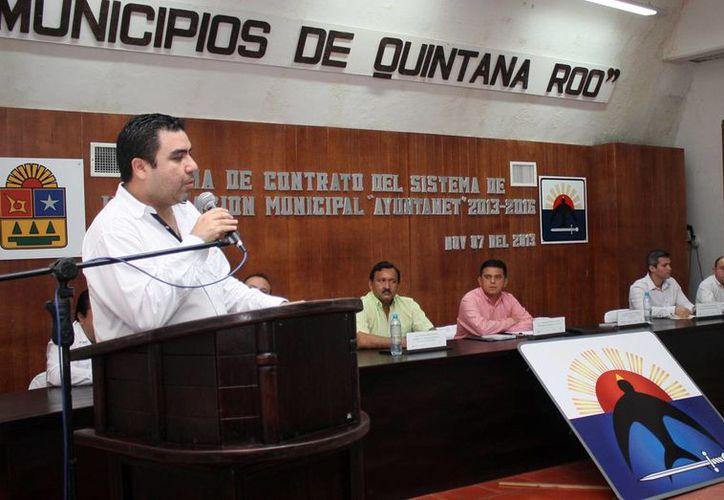 """El evento se realizó en el salón """"Municipios de Quintana Roo"""". (Cortesía/SIPSE)"""