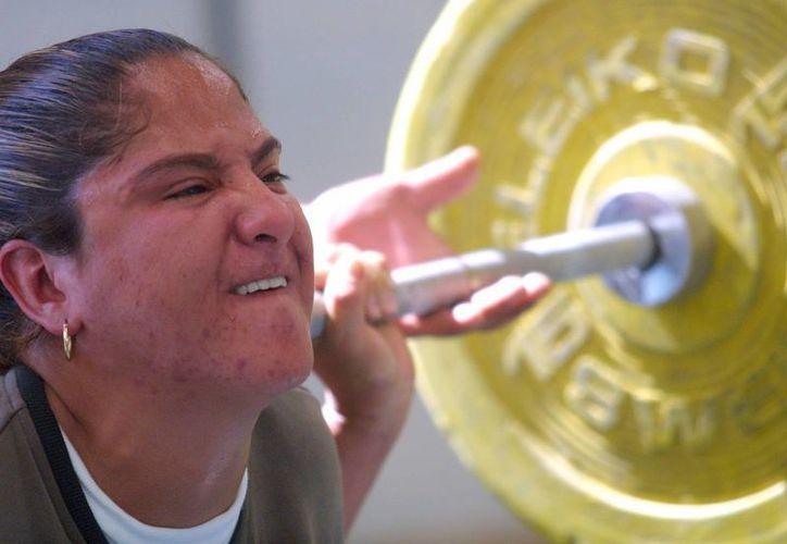La medallista olímpica ganó el Premio Nacional del Deportes en 2000. (Agencias)