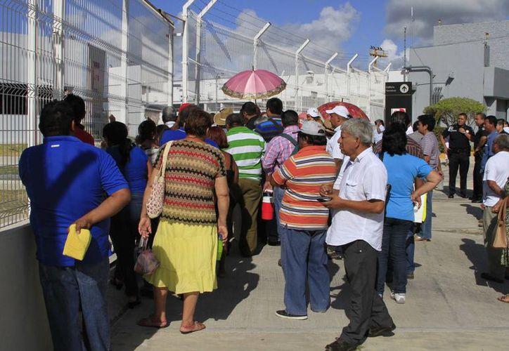 El Ejido Chetumal tiene 110 integrantes y durante el proceso de la demanda, iniciado hace dos años, han fallecido 24 ejidatarios. (Ángel Castilla/SIPSE)