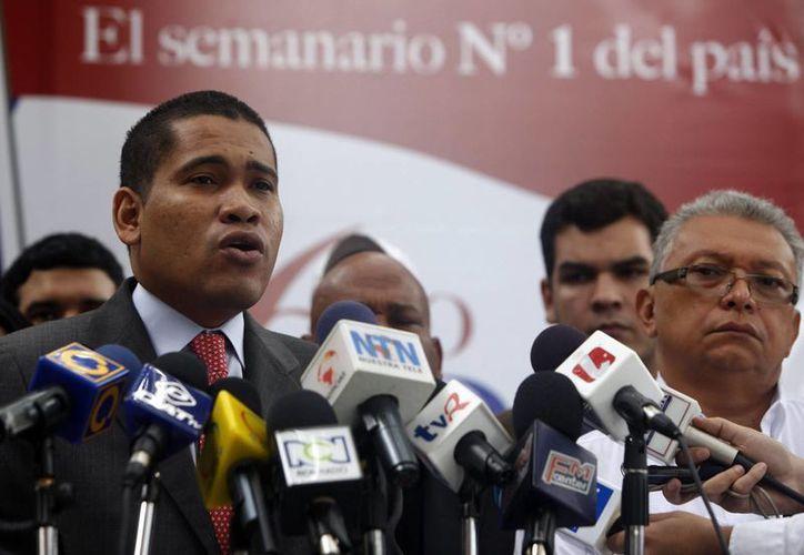 Leocenis García busca lograr cobertura para toda Venezuela. (EFE/Archivo)