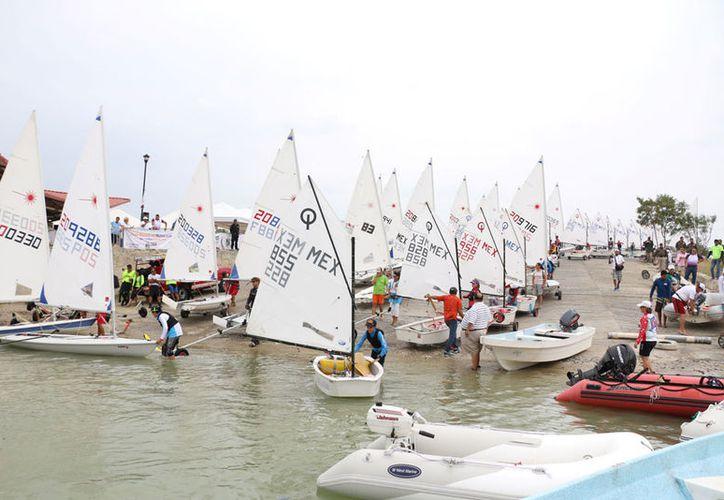Las competencias en Nayarit concluirán este próximo domingo. (Raúl Caballero/SIPSE)