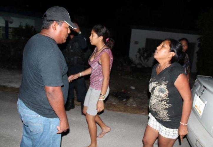 La familia Toox es considerada una de las más problemáticas en el municipio. Sus integrantes han sido detenidos muchas veces. (Redacción/SIPSE)