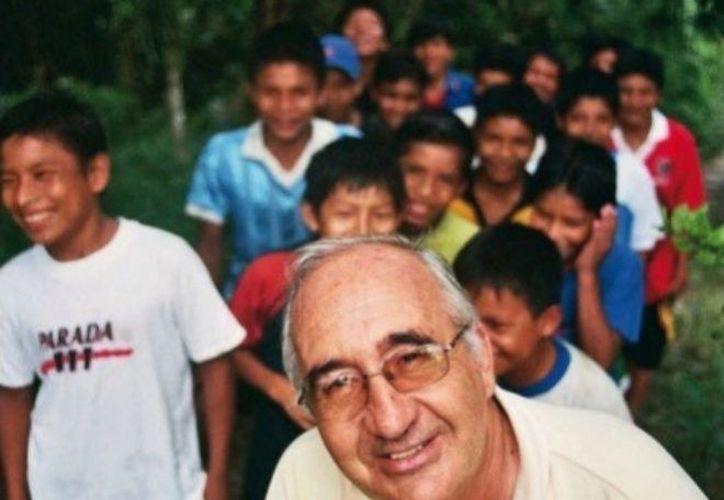 Carlos Riudavets tenía trabajando en la zona más de tres décadas. (Internet)