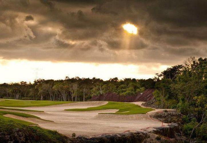 El golf mexicano ha tenido un crecimiento muy importante. (Foto de contexto/Internet)