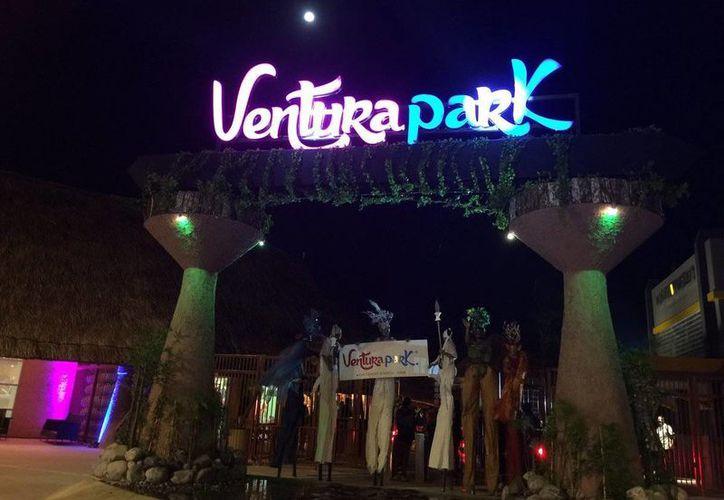Son siete mundos los que darán vida a la nueva atracción de Cancún, Ventura Park, antes conocido como Wet 'n Wild. (@VenturaPark)