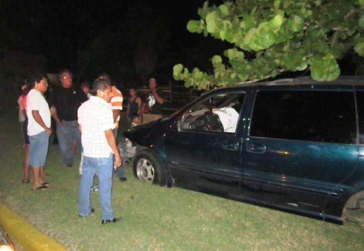 Los agraviados se percataron que Pérez Betancourt se encontraba en estado de ebriedad. (Archivo/SIPSE)