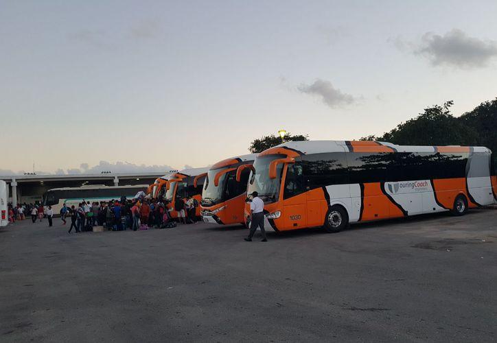 Alrededor de mil personas se verán beneficiadas con el paradero. (Foto: Octavio Martínez).