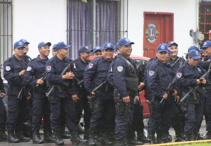 El programa no ha detectado irregularidades por parte de los elementos policíacos. (Archivo/SIPSE)